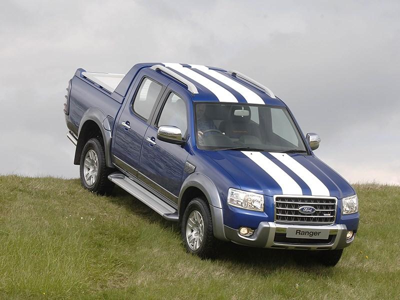 Ford Ranger 2006 спецверсия фото 1