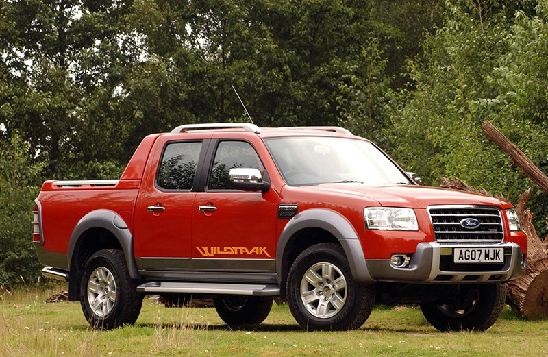 Ford Ranger 2006 версия Wildtrak