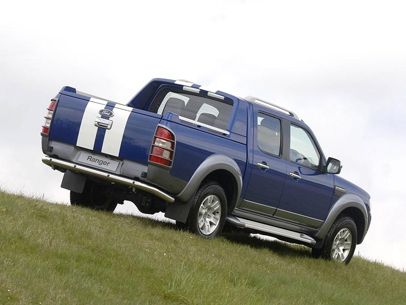 Ford Ranger 2006 спецверсия фото 2