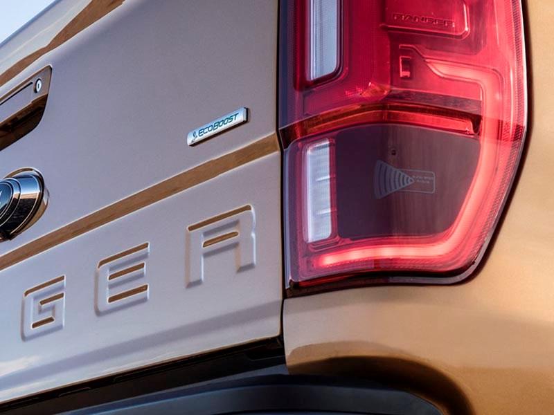Ford встроит радары в фонари пикапа Ranger