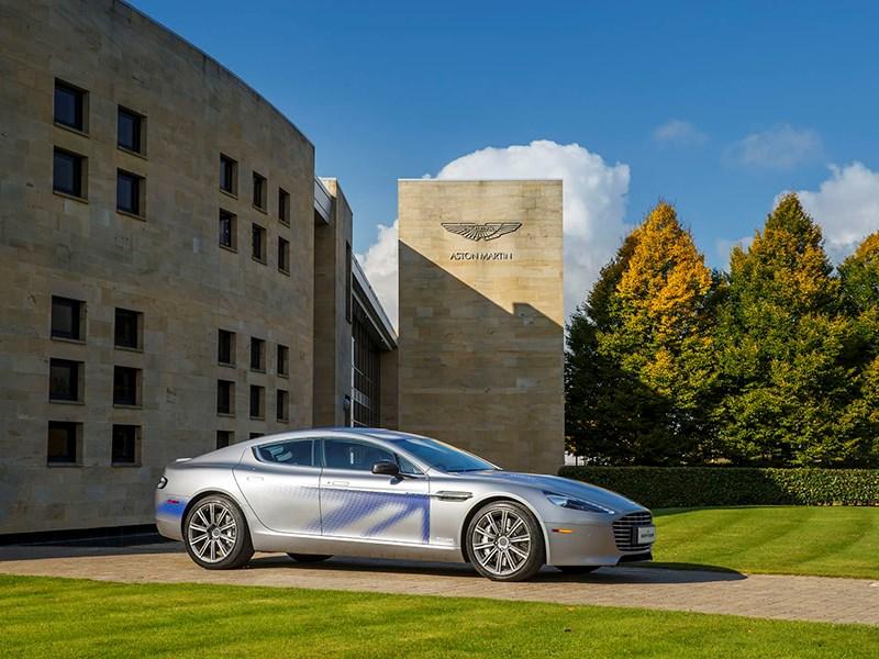 Aston Martin перейдет на гибриды и электромоторы