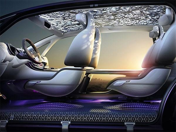 Renault Initiale Paris concept 2013 салон
