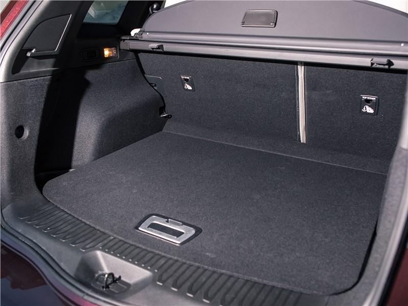 Renault Koleos 2017 багажное отделение