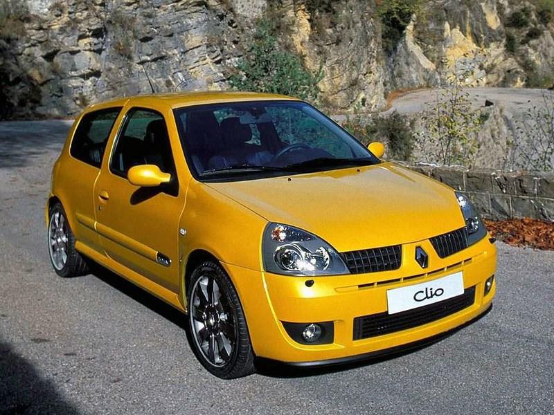 Renault Clio RS II рест.