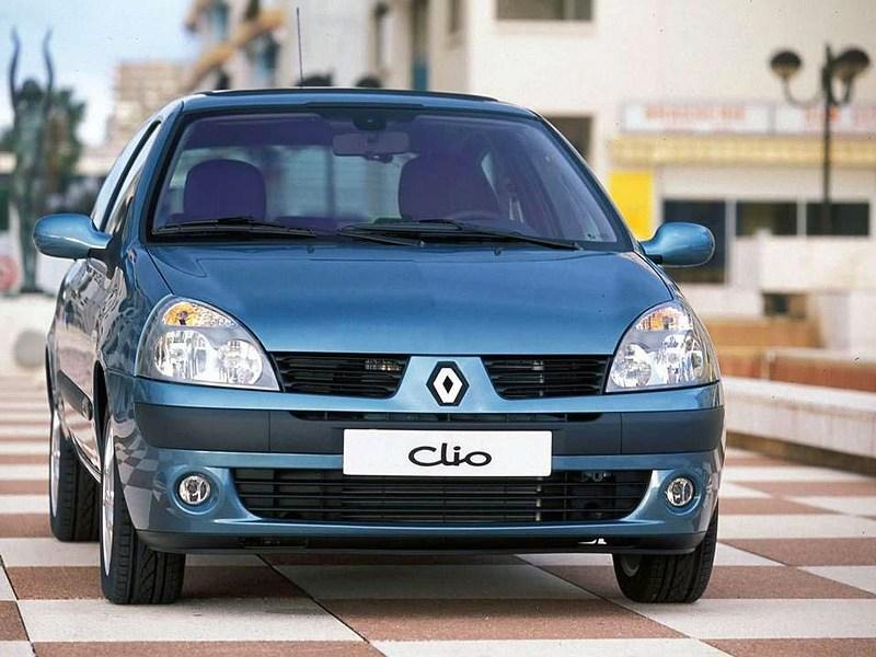Renault Clio II рест.