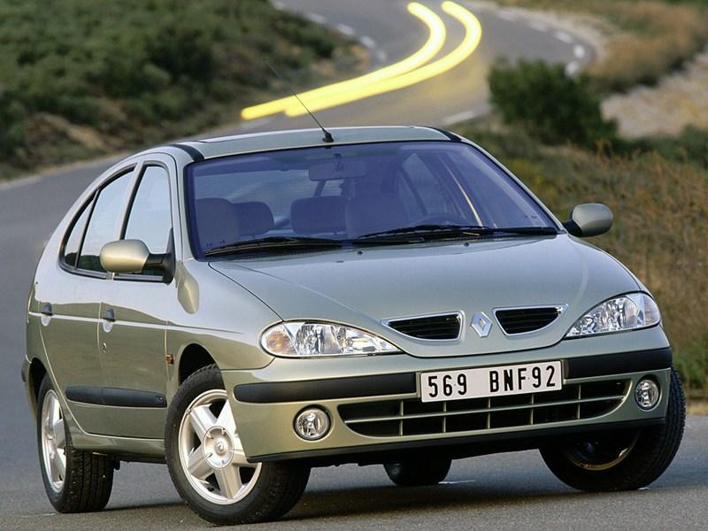 Renault Megane I рест.