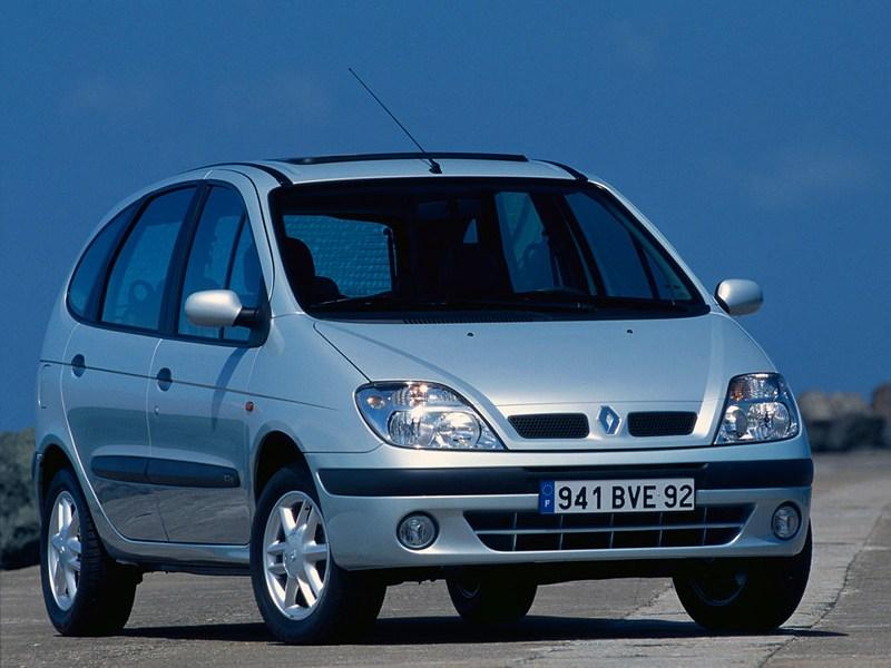 Renault Scenic I рест.