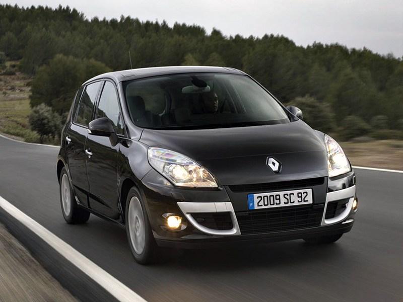 Недорогая универсальность (Renault Scenic, Citroen Xsara Picasso, Fiat Multipla) Scenic поколение III