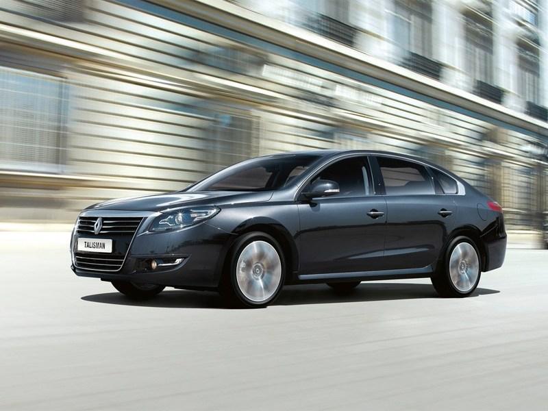 Renault Talisman 2013 вид сбоку