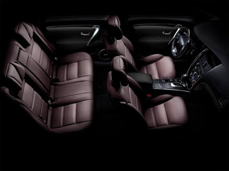 Renault Talisman 2013 салон