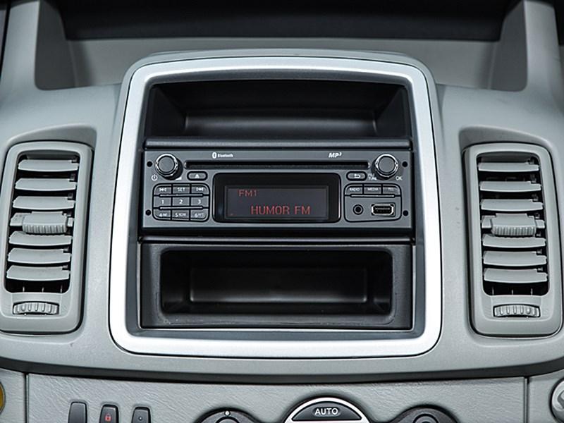 Renault Trafic 2013 магнитола