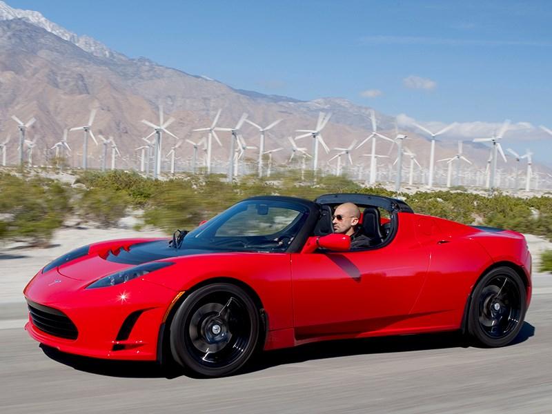 Новый Tesla Roadster будет самой быстрой моделью вистории Tesla