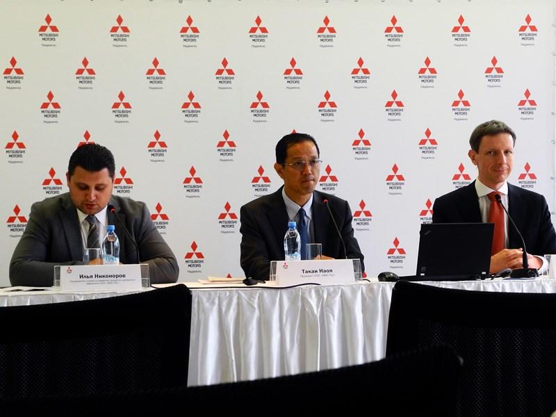 Компания «РОЛЬФ Импорт» вошла в «международную семью» Mitsubishi