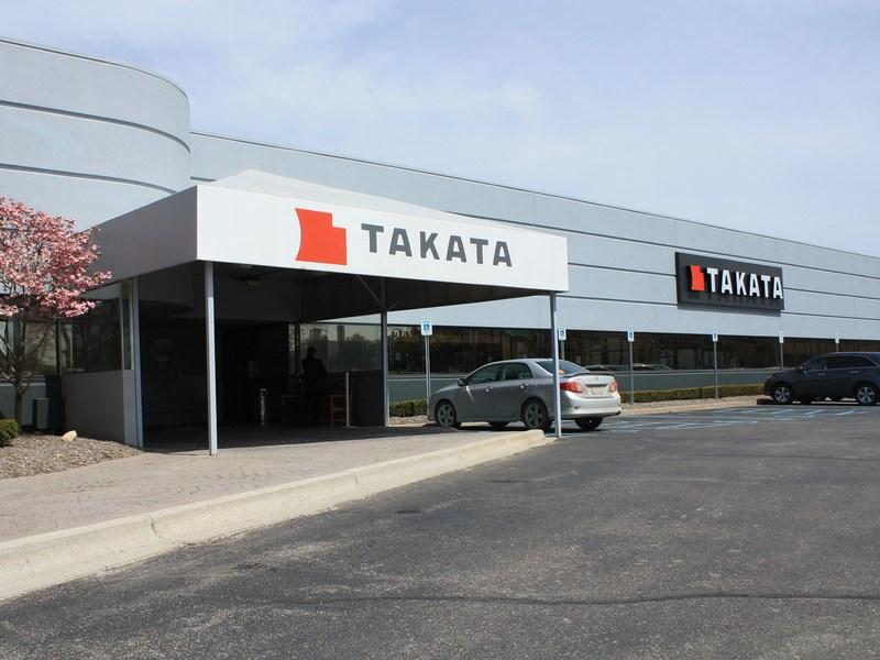 В Японии объявлен еще один крупномасштабный отзыв из-за подушек безопасности Takata