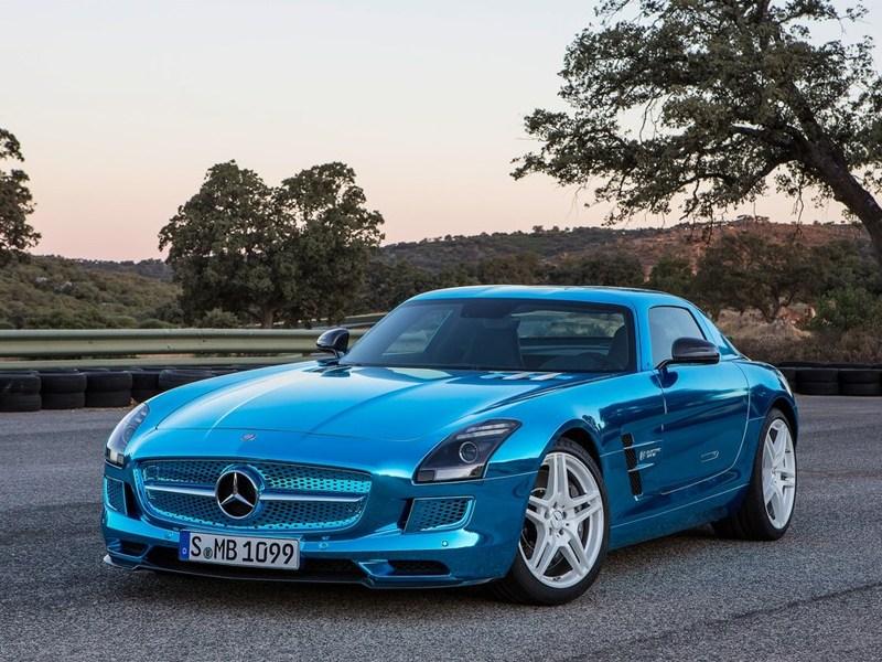 Парижский автосалон: 4 новинки от Mercedes-Benz