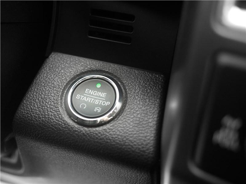 """Ford F-150 2016 кнопка """"старт-стоп"""""""