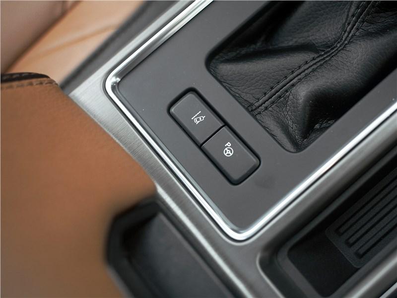 Ford F-150 2016 электронные помощники