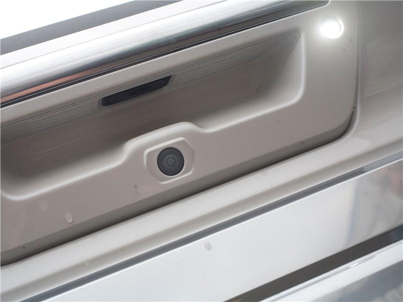 Ford F-150 2016 задняя камера