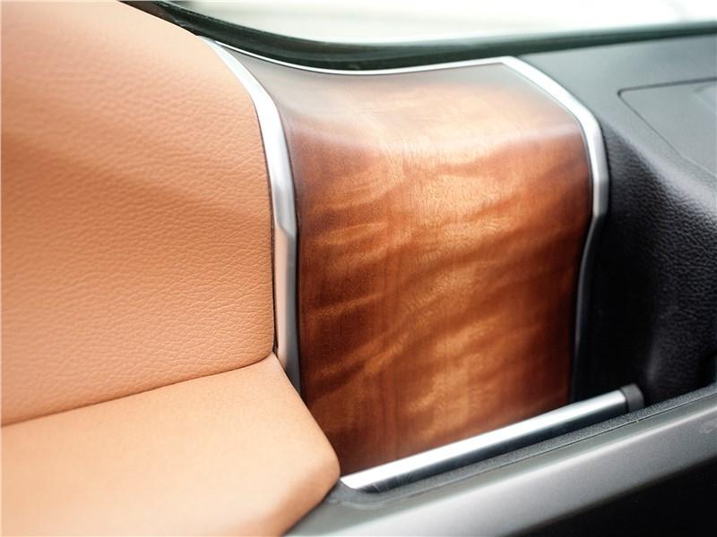 Ford F-150 2016 декоративные деревянные вставки