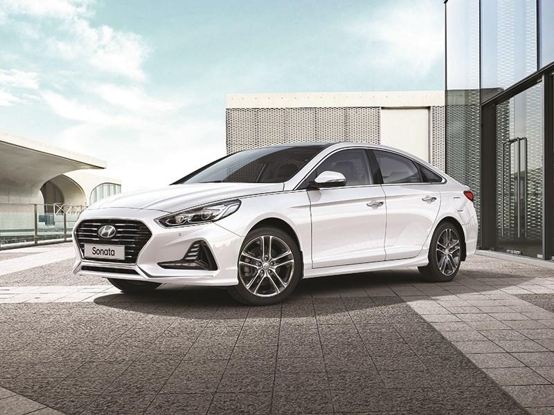 Hyundai Sonata для России: цены и комплектации