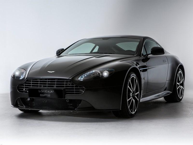 Aston Martin Vantage SP10 2013 вид спереди