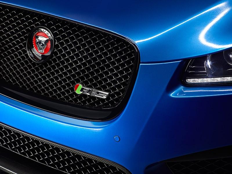 Jaguar XFR-S Sportbrake 2014 вид спереди фото 9