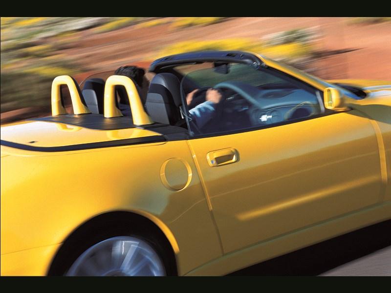 Maserati Spyder для азартных водителей