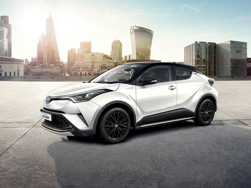 В России начались продажи Toyota C HR Фото Авто Коломна