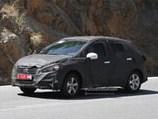 Suzuki SX4 нового поколения проходит испытания