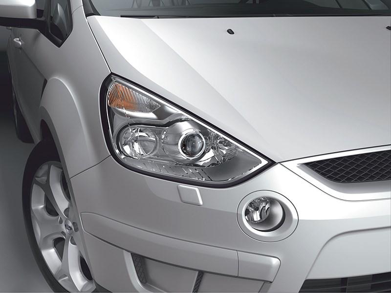 Ford S-Max 2006 приборы головного света