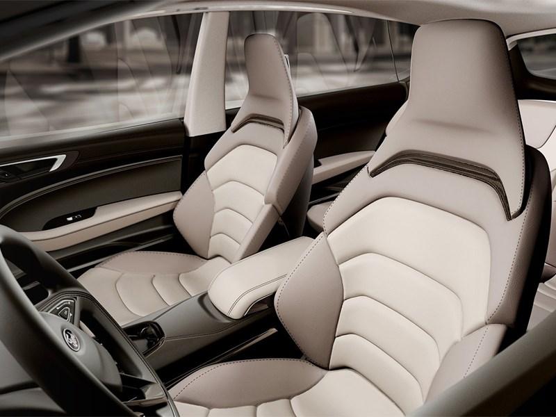 Ford S-MAX концепт 2013 передние кресла