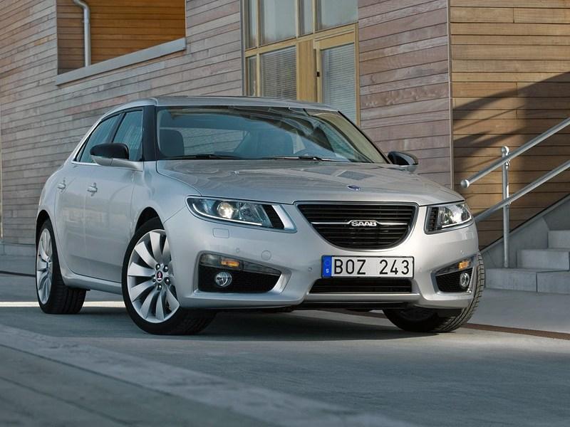 Актеры второго плана (Volvo S80, Saab 9-5, Peugeot 607) 9-5 поколение II
