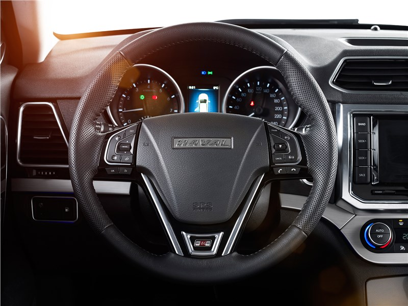 Haval H6 Coupe 2017 руль