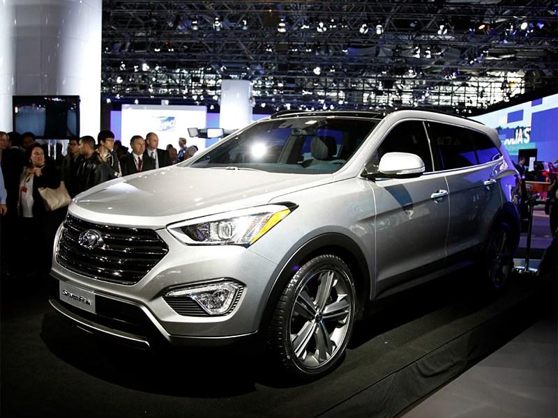Hyundai Santa Fe будет стоить 1,3 млн рублей