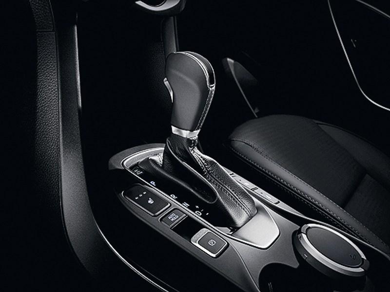 Hyundai Santa Fe 2012 АКПП