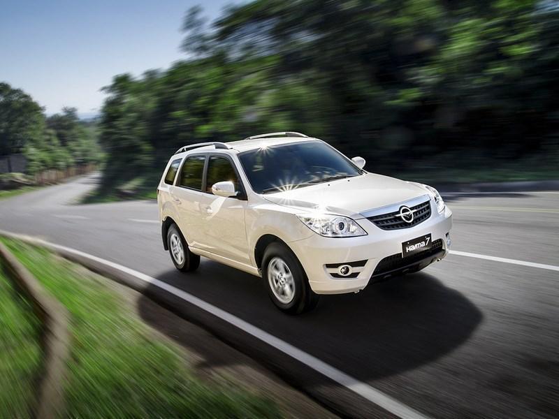 Haima прекратила продажи своих автомобилей в России