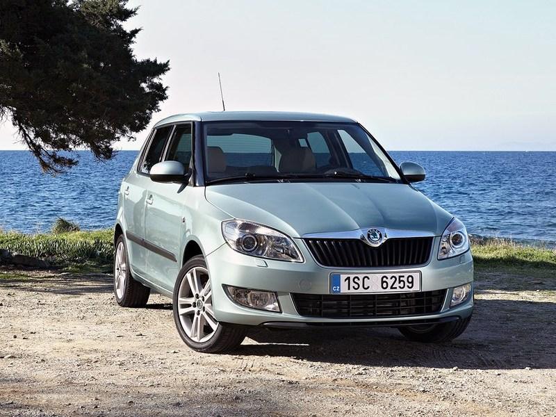 Кровные узы (VW Polo, Skoda Fabia, Seat Ibiza (Seat Cordoba)) Fabia поколение II рест.
