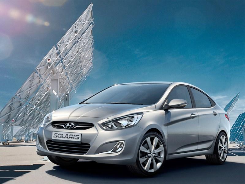 Hyundai продала 200 тыс. «Солярисов» в России