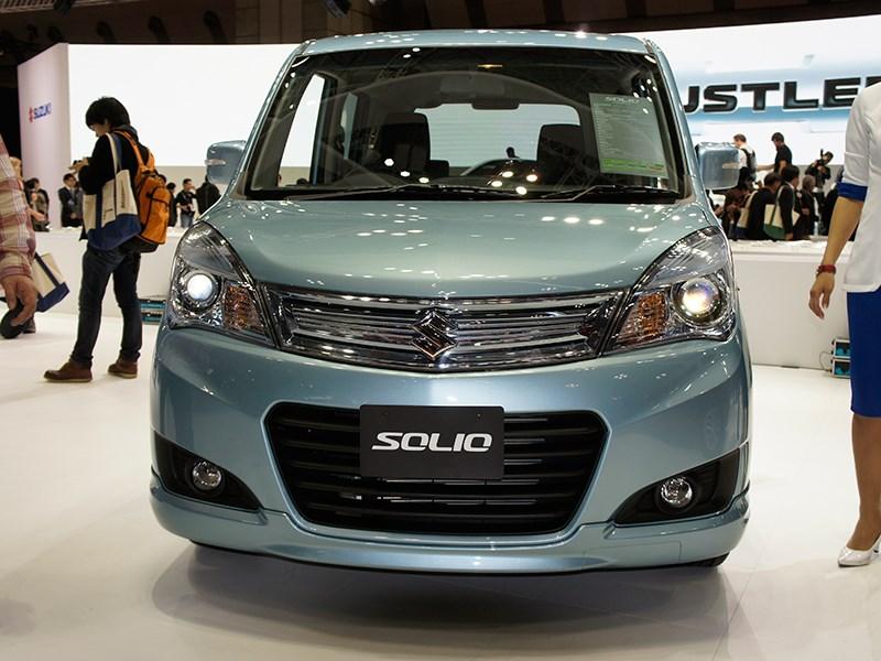 Suzuki, Solio