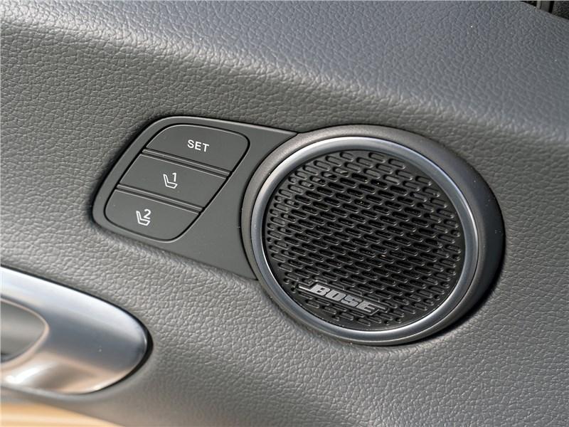 Hyundai Sonata 2020 водительское кресло