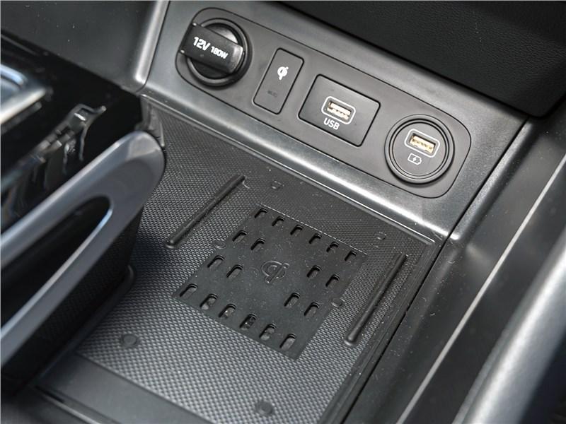 Hyundai Sonata 2020 USB-вход