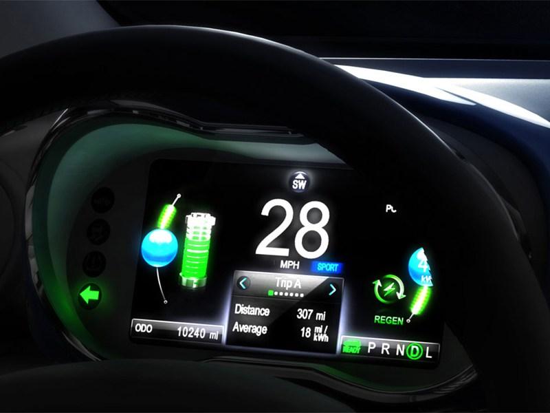 Chevrolet привезет в Лос-Анджелес электрокар Spark