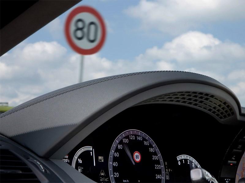 МВД обещает разрешить ездить быстрее по Москве