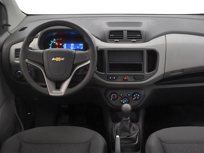 Chevrolet Spin 2012 водительское место