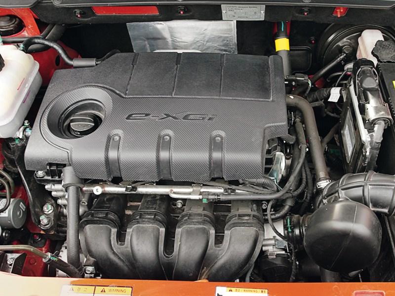 SsangYong Actyon 2GD 4х4 2011 двигатель