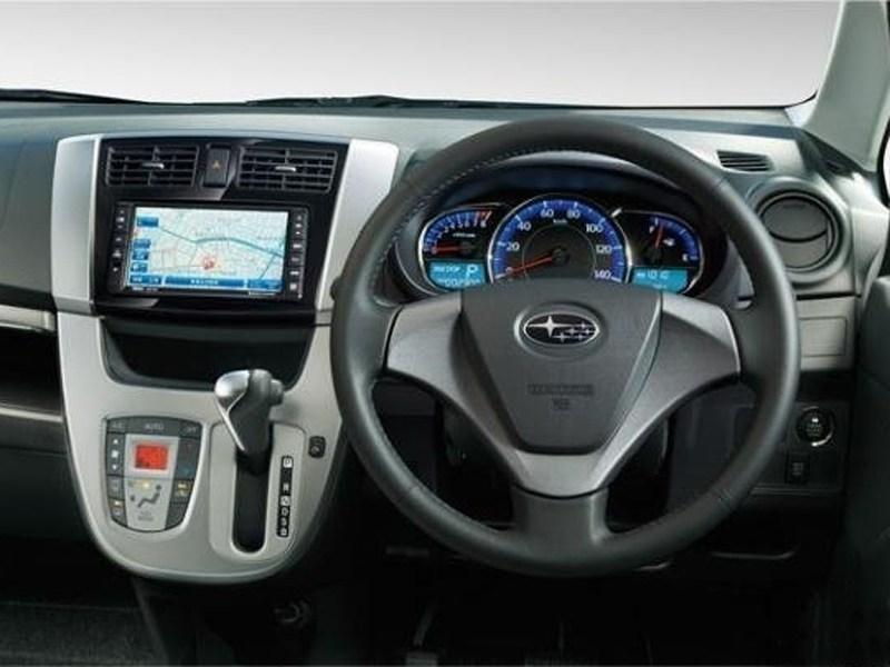 Subaru Stella 2013 водительское место