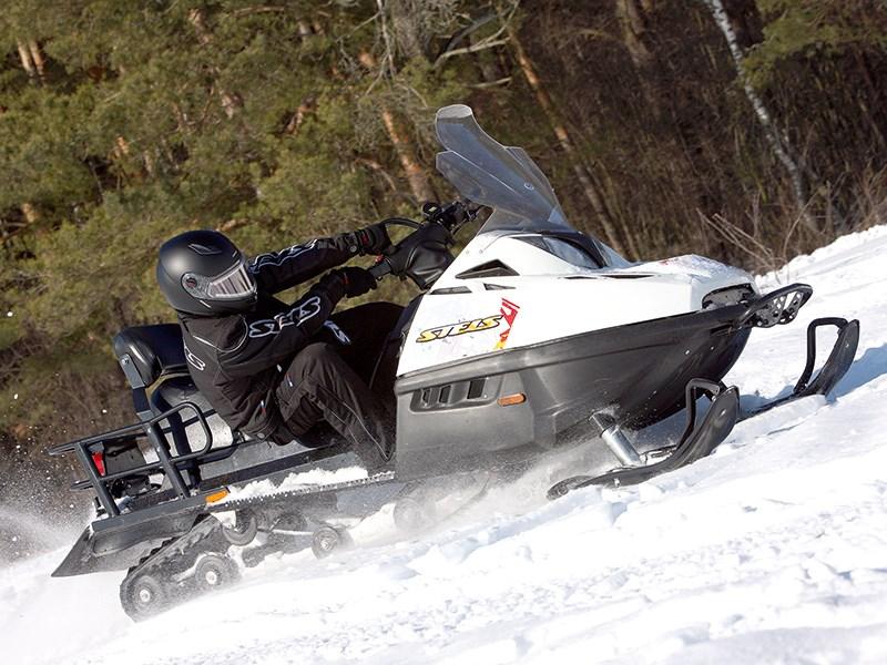 Stels встает на лыжи