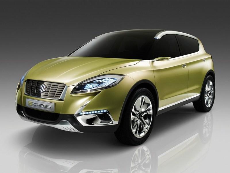Новый кроссовер Suzuki появится в России через год