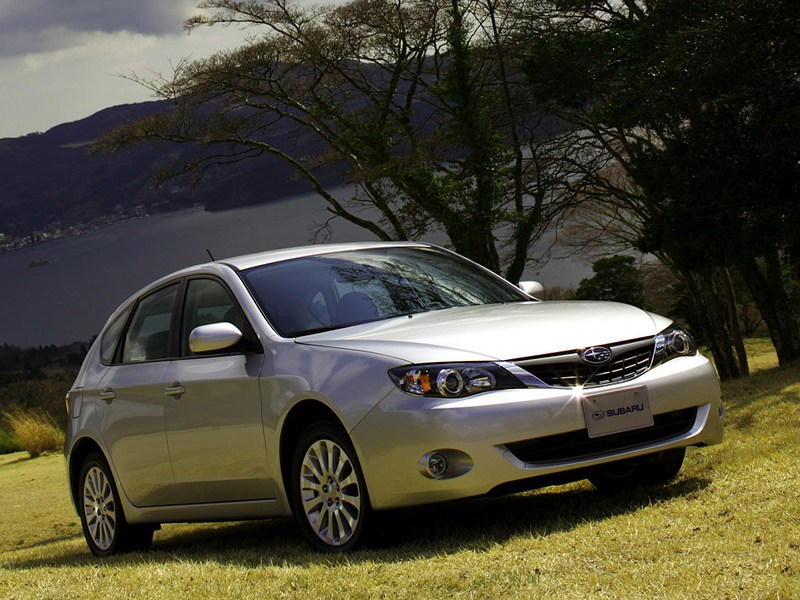 Вещь в себе (Subaru Impreza, Subaru Forester, Subaru Legacy) Impreza поколение III