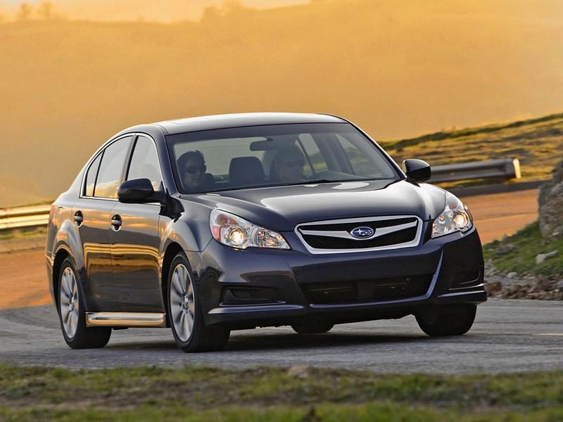 Вещь в себе (Subaru Impreza, Subaru Forester, Subaru Legacy) Legacy поколение V